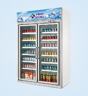 2门饮料展示柜