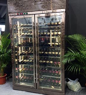 高端红酒储藏柜