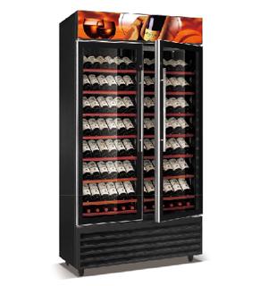 双门红酒储藏柜
