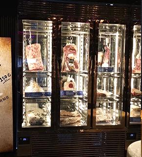 牛肉冷藏柜